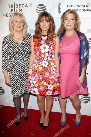 Gail Scafaria, Lorene Scafaria (Director) and Joy Gorman Wettels