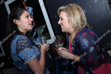 Cecily Strong and Joy Gorman Wettels