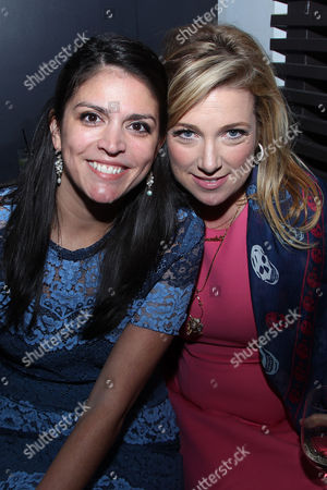 Stock Picture of Cecily Strong and Joy Gorman Wettels