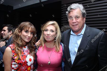 Stock Photo of Lorene Scafaria, Joy Gorman Wettels and Tom Bernard