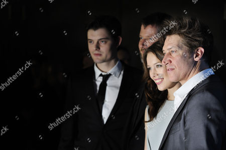Tobias Moretti, Paula Beer, Andreas Prochaska und Sam Riley
