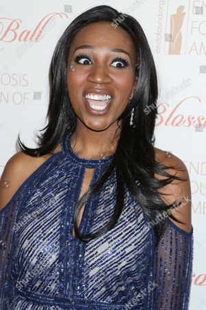 Stock Image of Eunice Omole