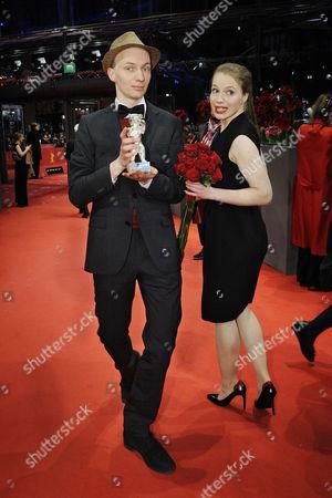Stock Photo of Dietrich Brueggemann and Anna Brueggemann.