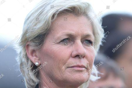 Silvia Neid (Germany Coach)