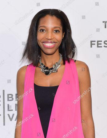Editorial photo of 'Tribeca Talks - Daring Women Summit', Tribeca Film Festival, New York, America - 20 Apr 2016
