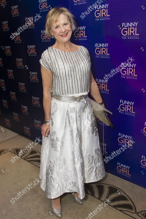 Editorial picture of 'Funny Girl' musical, West End Transfer, London, Britain - 20 Apr 2016