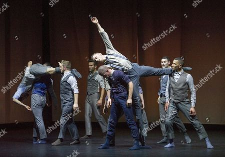 Life choreographed by Pontus Lidberg