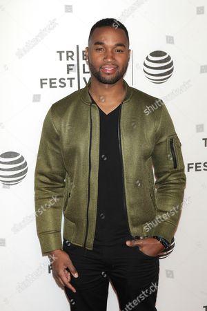 Editorial picture of 'Greenleaf' TV series premiere, Tribeca Film Festival, New York, America - 20 Apr 2016