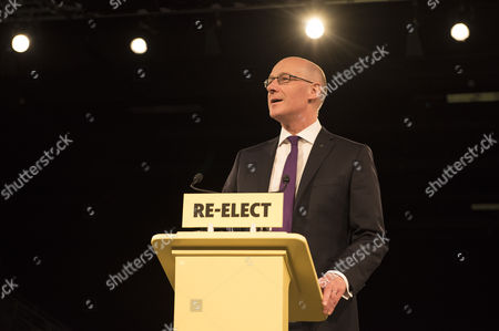 Stock Photo of Stewart Hosie MP