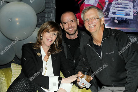Jane Rosenthal, Joe Marchese, Alan Eustace