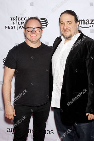 Stock Photo of Jerry Kolber, Adam Davis