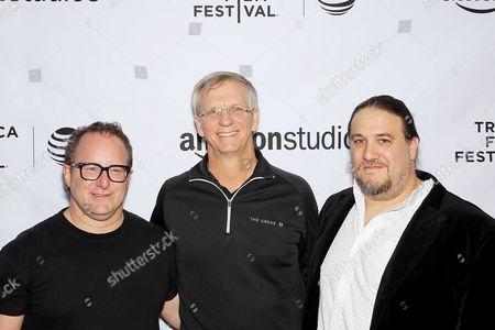 Jerry Kolber, Alan Eustace, Adam Davis