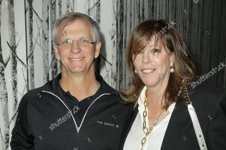 Alan Eustace, Jane Rosenthal