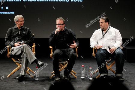 Alan Eustace, Jerry Kolber, Adam Davis