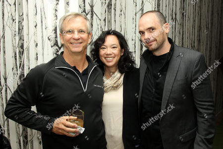 Alan Eustace, Kathy Eustace, Joe Marchese