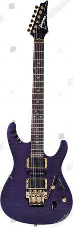 An Ibanez E-gen18 Herman Li Electric Guitar