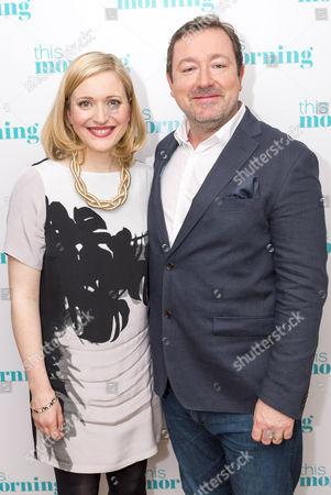 Daniel Ryan and Claire Price