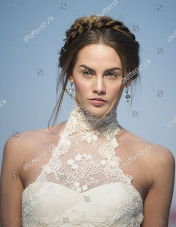 Model Sara Sanmartin
