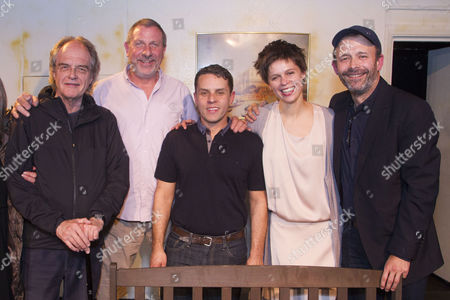 Chips Hardy (Author), Darren Swift (Moss), Daniel Gentely (Carver), Ida Bonnast (Marta) and Harry Burton (Director)
