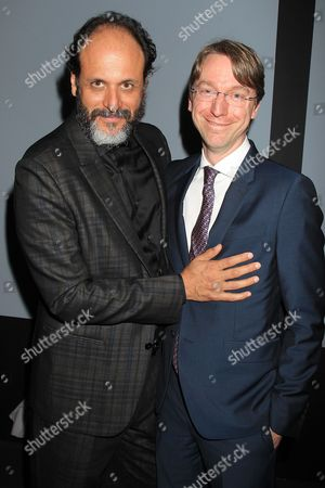 Luca Guadagnino and David Kajganich