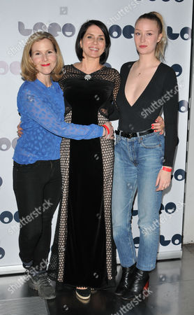 Sally Phillips, Sadie Frost & Lily Loveless
