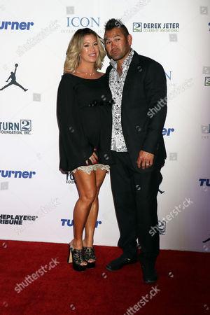 Editorial image of Derek Jeter Celebrity Invitational Party, Las Vegas, America - 21 Apr 2016
