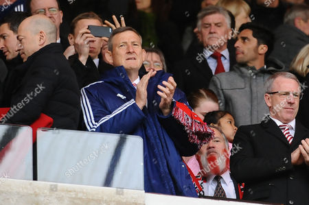 Sunderland Chairman Ellis Short during Sunderland AFC vs Arsenal, Barclays Premier League Football at the Stadium Of Light on 24th April 2016