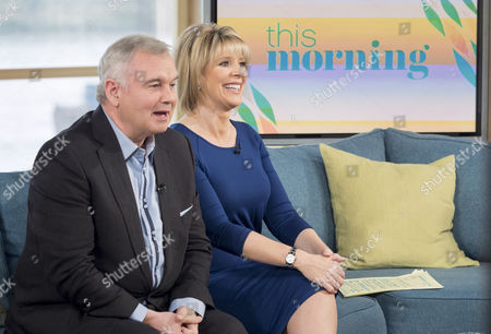Eamonn Holmes, Ruth Langsford with Elkie Brooks