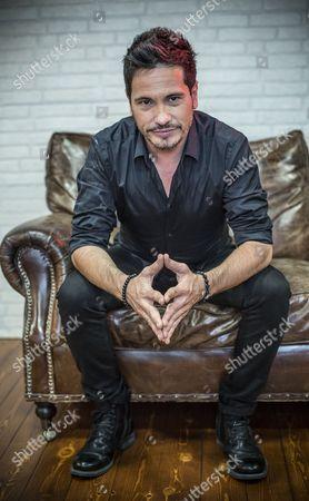 Editorial picture of David DeMaria interview at Warner Studios, Madrid, Spain - 21 Apr 2016
