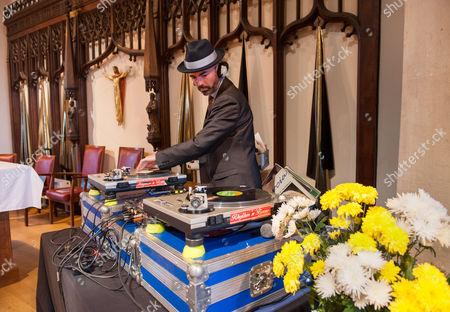 DJ in St Agnes Church