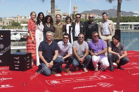 Editorial picture of 'Toro' film photocall, 19th Malaga Film Festival, Spain - 22 Apr 2016