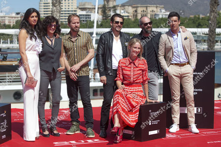 Editorial photo of 'Toro' film photocall, 19th Malaga Film Festival, Spain - 22 Apr 2016