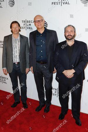 Ron McLeod, Chris Coen, Aaron Gilbert