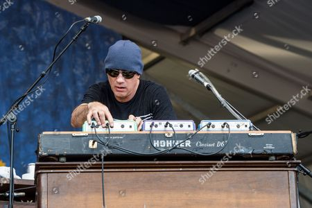 Stock Picture of Gov't Mule - Danny Louis