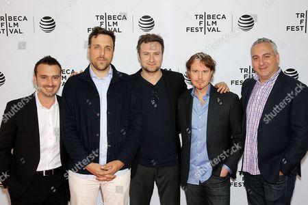 Editorial image of 'Chef's Table 2' series premiere, Tribeca Film Festival, New York, America - 23 Apr 2016
