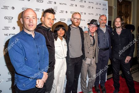 Editorial image of 'What We Talk About When We Talk About The Bomb', film premiere, Tribeca Film Festival, New York, America - 23 Apr 2016