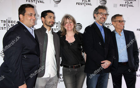 Kary Antholis, Riz Ahmed, Jane Tranter, John Turturro, Michael Lombardo