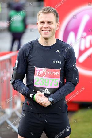 Editorial image of Virgin London Marathon, Britain - 24 Apr 2016
