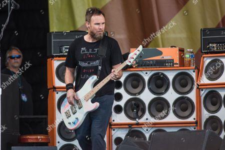 Pearl Jam - Jeff Ament