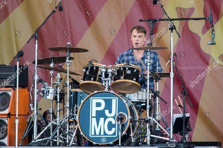 Pearl Jam - Matt Cameron