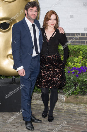 Editorial image of British Academy Television Craft Awards, Arrivals, London, Britain - 24 Apr 2016