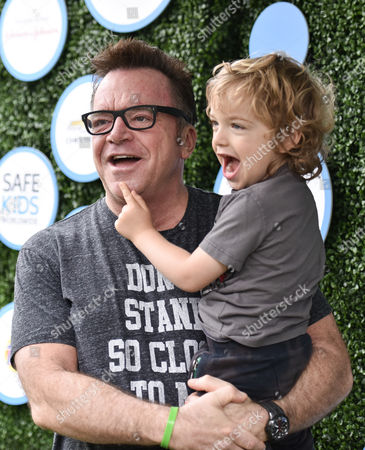 Editorial picture of Safe Kids Day, Los Angeles, America - 24 Apr 2016