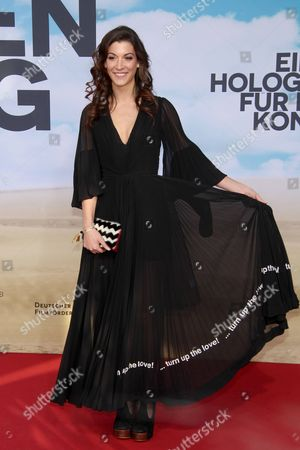 Editorial picture of 'A Hologram for the King' film premiere, Berlin, Germany - 24 Apr 2016