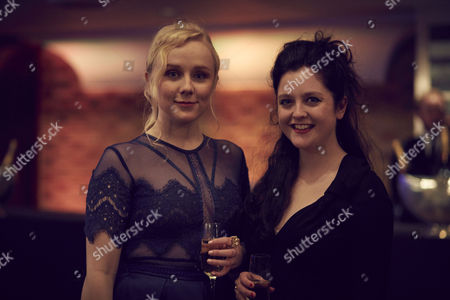 Editorial photo of British Academy Television Craft Awards, Champagne Reception, London, Britain - 24 Apr 2016