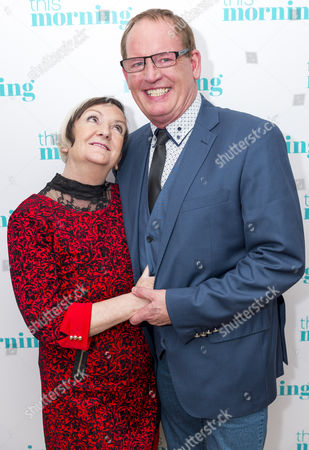 Stock Photo of Anne Marshall and Ian Marshall