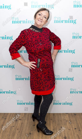 Editorial picture of 'This Morning' TV show, London, Britain - 25 Apr 2016