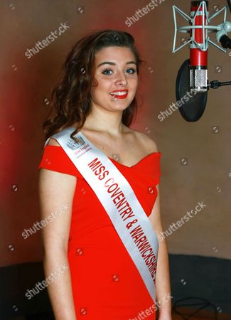 Rheo Parnell Miss Coventry & Warwickshire 2016 aged just 17