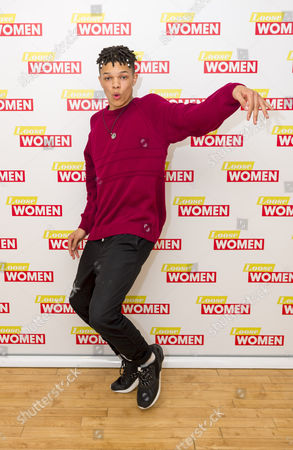 Editorial picture of 'Loose Women' TV show, London, Britain - 25 Apr 2016
