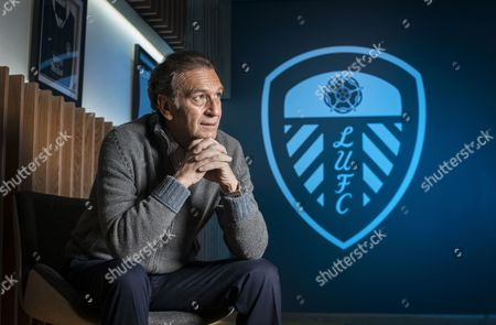 Massimo Cellino the Leeds united owner