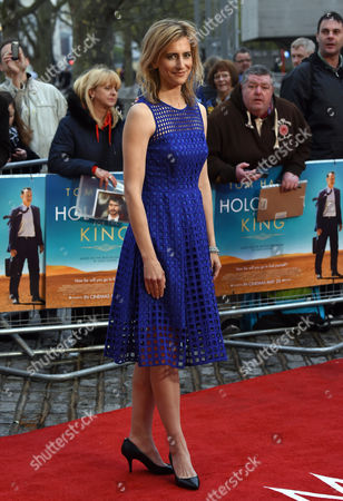 Editorial picture of 'A Hologram For The King' film premiere, London, Britain - 25 Apr 2016